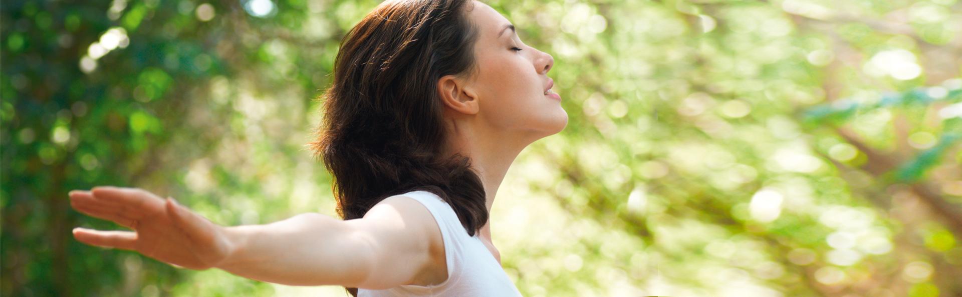 Inner peace outer strength