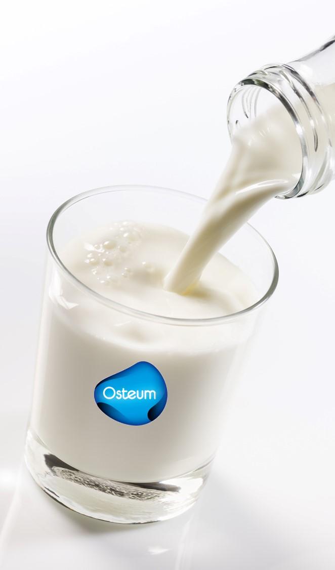 Pensez calcium… Pensez Osteum !