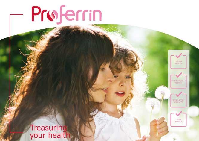 Ingredia annonce sa nouvelle marque Proferrin®
