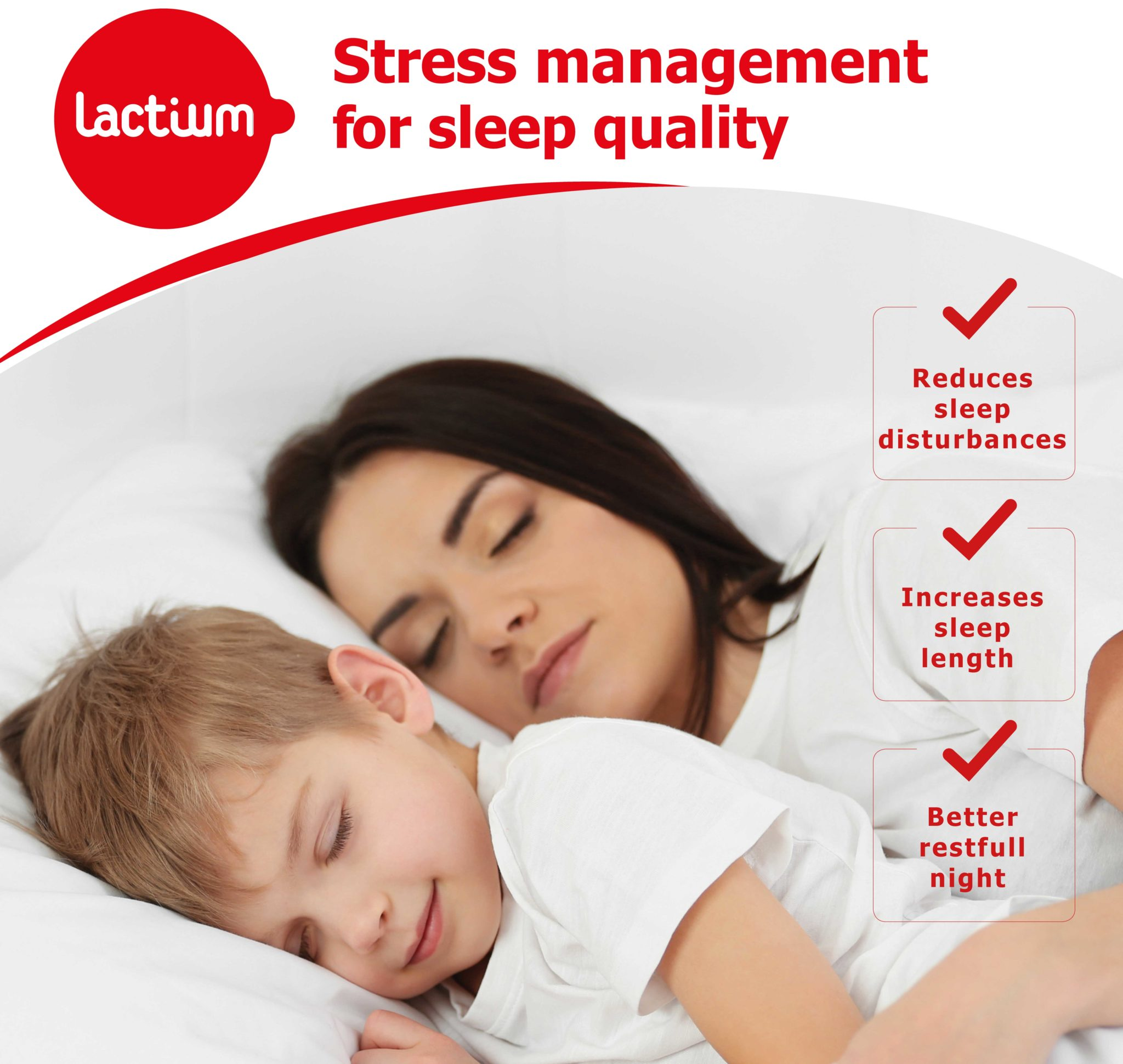 Lactium® : une aide précieuse pour un meilleur sommeil